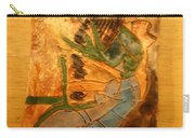Joy Flowing - Tile Carry-all Pouch