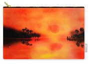 Joy Of The Sun Carry-all Pouch