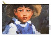Juan Also Known As Jose No 2 Mexican Boy 1916 Carry-all Pouch