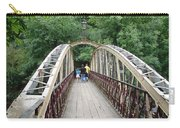 Jubilee Bridge - Matlock Bath Carry-all Pouch