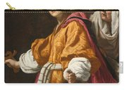Judith Holding The Head Of Holofernes Carry-all Pouch