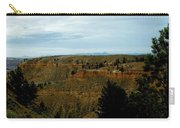 Judith River Cliffs Carry-all Pouch