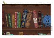 Jugglin' The Books Carry-all Pouch