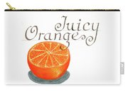 Juicy Orange Carry-all Pouch