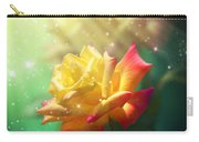 Juicy Rose Carry-all Pouch by Svetlana Sewell