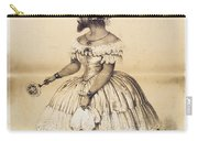Julia Pastrana, Bearded Lady Carry-all Pouch