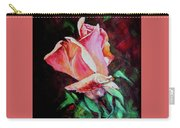 Julia's Rose Carry-all Pouch