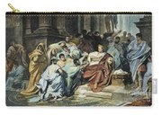 Julius Caesar (100-44 B.c.) Carry-all Pouch