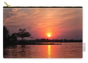 July Sunset At Detroit Point Carry-all Pouch