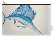 Jumping Swordfish  Carry-all Pouch