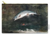 Jumping Trout Carry-all Pouch