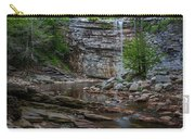 June Morning At Awosting Falls Carry-all Pouch