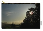 June Morning Fog Carry-all Pouch