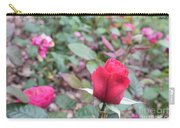 June Rose #4 Carry-all Pouch