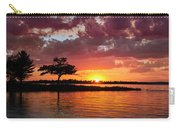 June Sunset At Detroit Point Carry-all Pouch