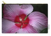 Junes Hibiscus 2 Carry-all Pouch
