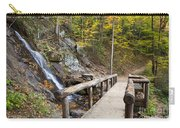 Juney Whank Falls And A Place To Rest Carry-all Pouch