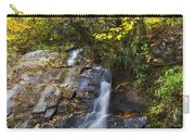 Juney Whank Falls In North Carolina Carry-all Pouch