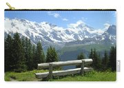 Jungfrau, Austria Carry-all Pouch