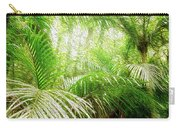 Jungle Abstract 1 Carry-all Pouch