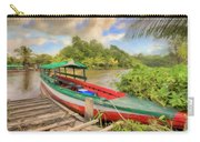 Jungle Boat Carry-all Pouch