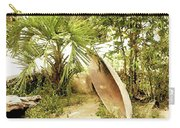 Jungle Canoe Carry-all Pouch
