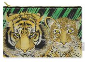 Jungle Cats Carry-all Pouch