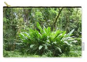 Jungle Fronds Carry-all Pouch