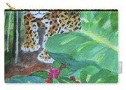 Jungle Jaguar Carry-all Pouch