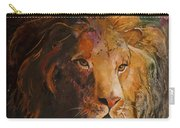 Jungle Lion Carry-all Pouch