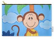 Jungle Monkey Carry-all Pouch