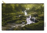 Jungle Riverflow Scene Carry-all Pouch