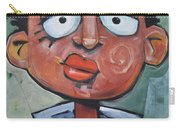 Junior Artist Sans Crayon Hair Carry-all Pouch