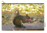 Junk Food Squirrel Carry-all Pouch