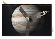 Juno Mission To Jupiter Carry-all Pouch