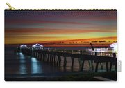 Juno Pier Twilight Wide Carry-all Pouch