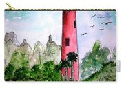 Jupiter Florida Lighthouse Carry-all Pouch