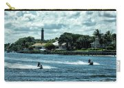 Jupiter Inlet And Lighthouse Carry-all Pouch