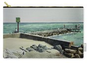 Jupiter Inlet Marine Marker One  Carry-all Pouch