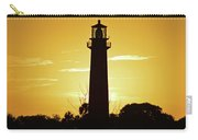 Jupiter Lighthouse Golden Sunrise Carry-all Pouch