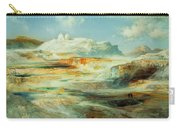 Jupiter Terrace  Yellowstone Carry-all Pouch