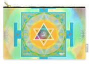 Jupiter Yantra Carry-all Pouch