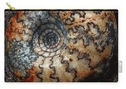 Jurassic Ammonite Carry-all Pouch