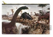 Jurassic Swamp Carry-all Pouch
