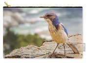 Just A Bird Carry-all Pouch
