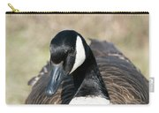 Just A Goose Carry-all Pouch