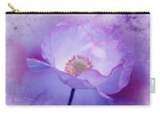 Just A Lilac Dream -3- Carry-all Pouch by Issabild -
