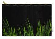 Just A Little Grass Carry-all Pouch