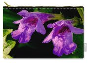 Just A Little Wild Flower Carry-all Pouch