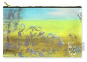 Just Another Damask In Paradise Carry-all Pouch